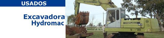 Excavadora Hydromac