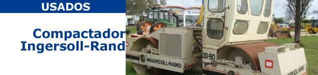 Compactador Ingersoll-Rand