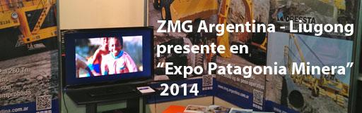 ZMG Argentina presente en Expo Patagonia Minera 2014