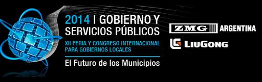 ZMG Argentina – Liugong presentes en Expo Gobierno y Servicios Públicos