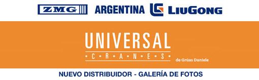 Inauguración nuevo distribuidor – Universal Cranes