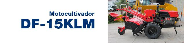Motocultivador DF-15 KLM