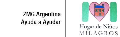 ZMG Argentina AYUDA A AYUDAR