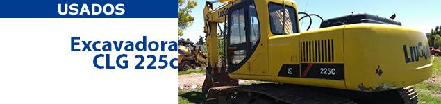 Excavadora CLG 225c