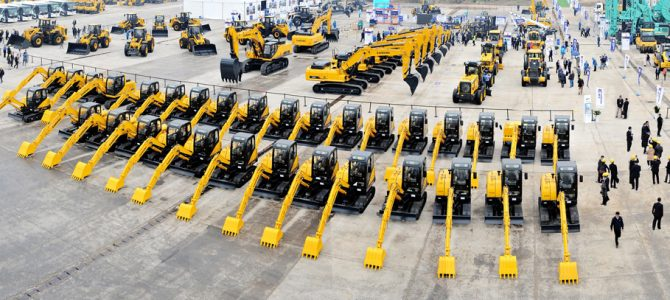 Éxito en ventas en la fábrica de excavadoras Liugong en Changzhou