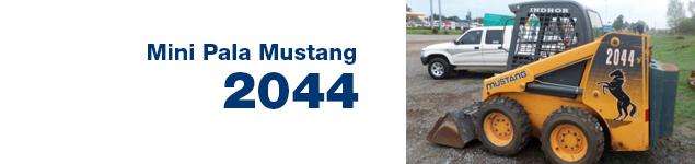 Mini Pala Mustang 2044