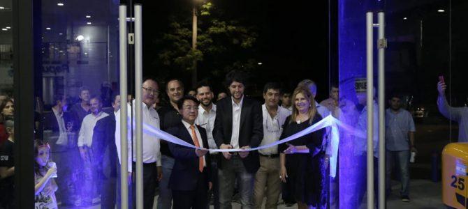 Inauguración de nuevo local en Catamarca