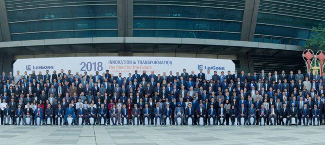 ZMG Argentina en los 60 años de Liugong
