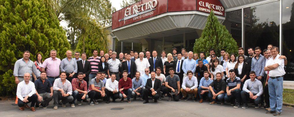Reunion anual de distribuidores y cena de fin de año