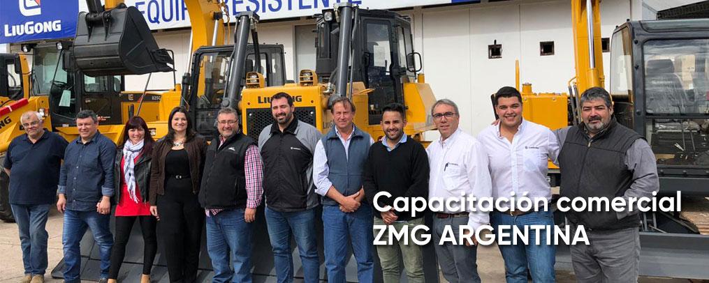 Capacitación Comercial a Distribuidores de ZMG Argentina