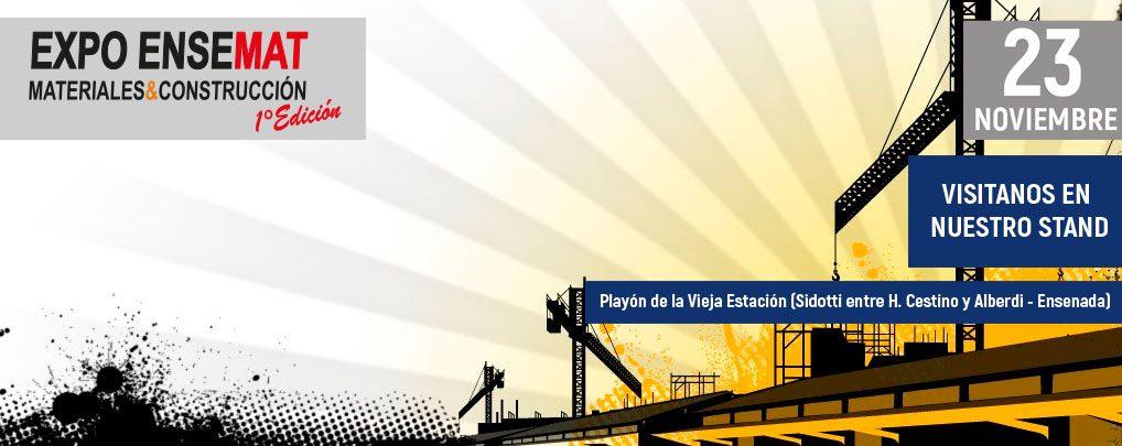 Estaremos presentes en EXPO ENSEMAT 2019