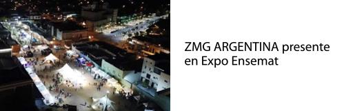 ZMG Argentina en Expo EnseMat