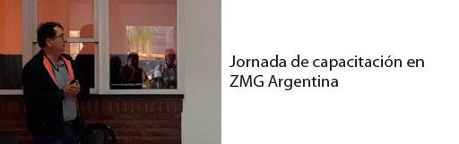 Jornada de capacitación en ZMG Argentina