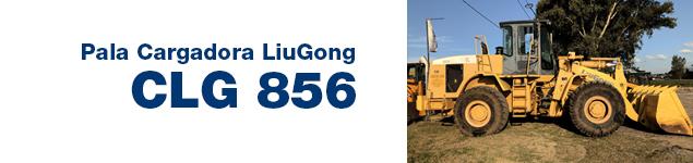 Pala Cargadora CLG 856