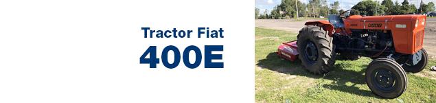 Tractor Fiat 400E