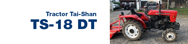 Tractor Tai-Shan TS-18 DT