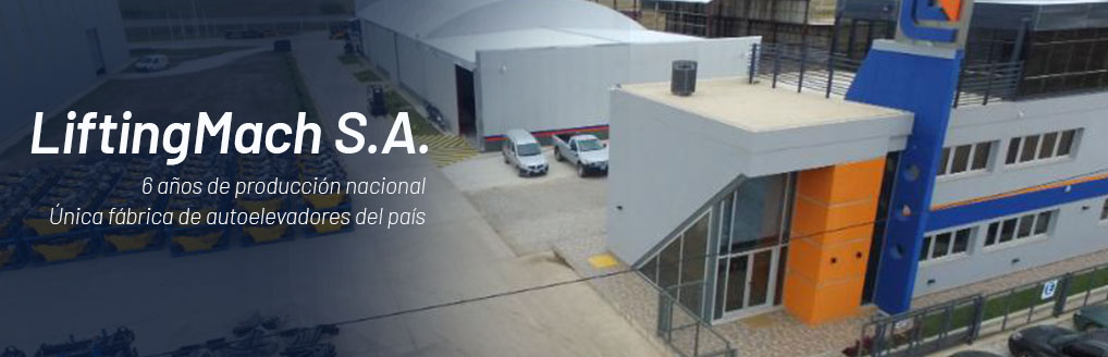 LiftingMach: 6 años de historia de producción nacional.